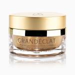 GRANDÉCLAT - Maschera gel ad effetto tensore, purificante, tonificante con microsfere di Vitamina E