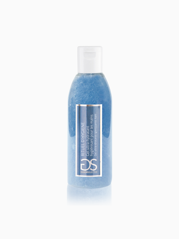GEL ULTRA-IDRATANTE IGIENIZZANTE MANI - Igienizzante mani con Tea Tree Oil e acido ialuronico