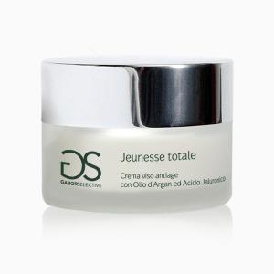 JEUNESSE TOTALE - Crema viso antiage con Olio d'Argan e acido ialuronico