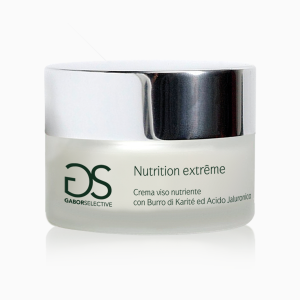 NUTRITION EXTRÊME - Crema viso nutriente con Burro di Karité e acido ialuronico